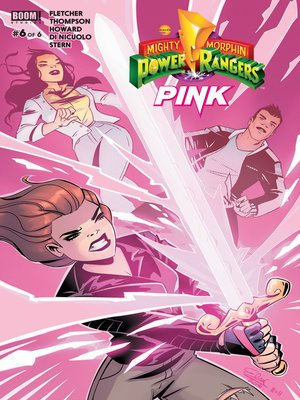 cover image of Mighty Morphin Power Rangers: Pink, Issue 6