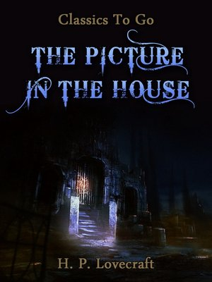 cover image of The Picture in the House
