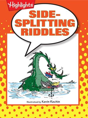 cover image of Side-Splitting Riddles
