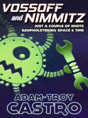 cover image of Vossoff and Nimmitz