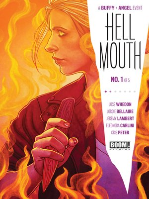 cover image of Buffy the Vampire Slayer/Angel: Hellmouth, Issue 1