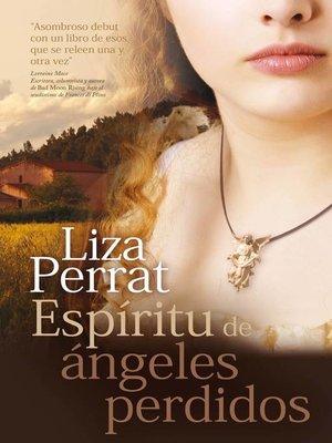 cover image of Espíritu de ángeles perdidos