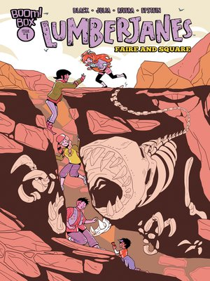 cover image of Lumberjanes 2017 Special