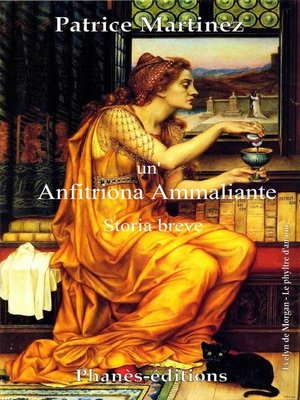 cover image of Un'anfitriona ammaliante