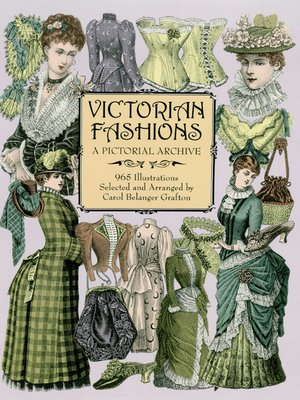 cover image of Victorian Fashions