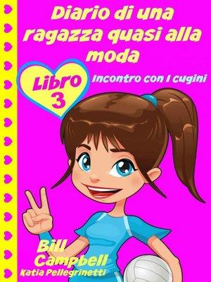 cover image of Diario di una ragazza quasi alla moda