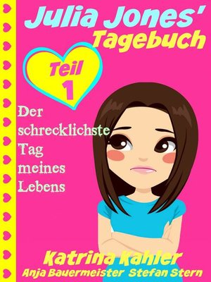 cover image of Julia Jones' Tagebuch