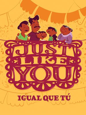 cover image of Igual que Tú