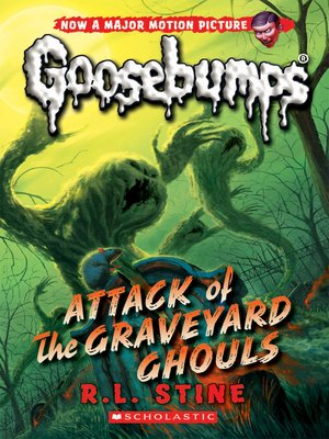 cover image of Attack of the Graveyard Ghouls