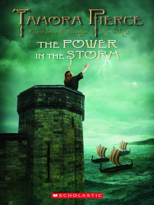 cover image of The Power in the Storm
