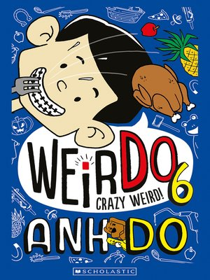 cover image of Crazy Weird