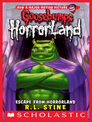 cover image of Escape from HorrorLand