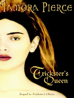 cover image of Trickster's Queen