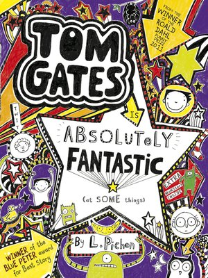 cover image of Tom Gates is Absolutely Fantastic (At Some Things)