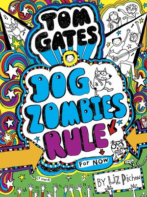 cover image of Dog Zombies Rule (for now)