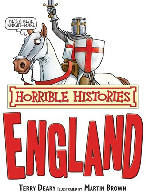cover image of Horrible Histories: England