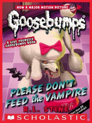 cover image of Please Don't Feed the Vampire!