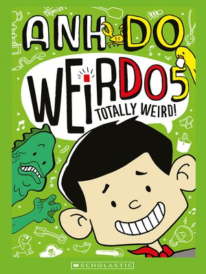 cover image of WeirDo #5