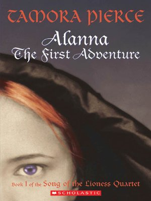 cover image of Alanna the First Adventure