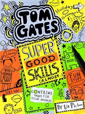 cover image of Super Good Skills (Almost)