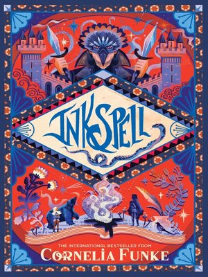 cover image of Inkspell