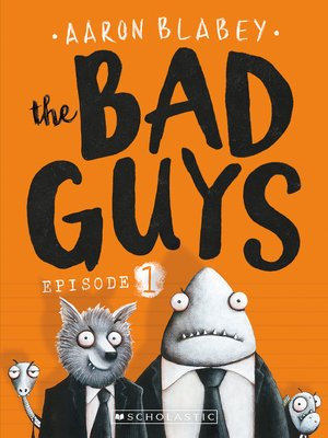 cover image of The Bad Guys