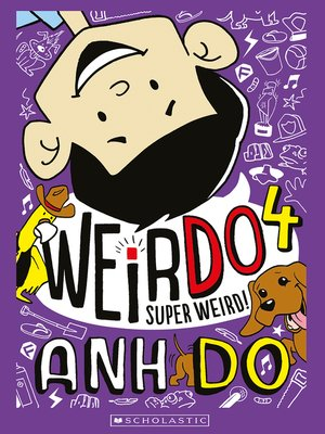 cover image of Super Weird!