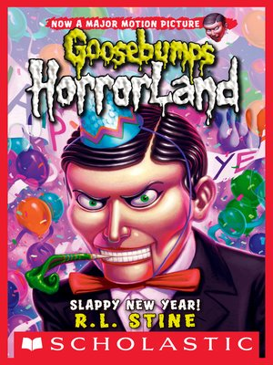 cover image of Slappy New Year!