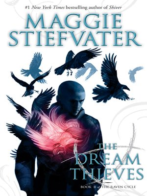cover image of The Dream Thieves