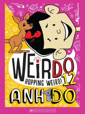 cover image of Hopping Weird