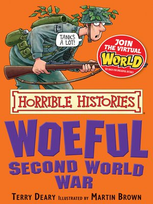 cover image of Horrible Histories: Woeful Second World War