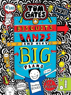 cover image of Biscuits, Bands and very Big Plans