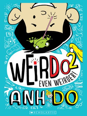 cover image of Even Weirder!