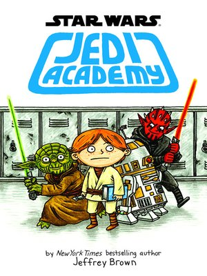 cover image of Star Wars: Jedi Academy