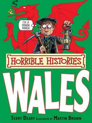 cover image of Horrible Histories: Wales