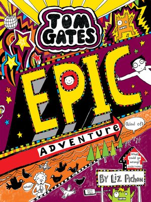 cover image of Epic Adventure (Kind Of)