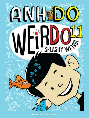 cover image of Splashy Weird