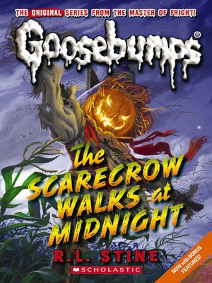 cover image of The Scarecrow Walks at Midnight