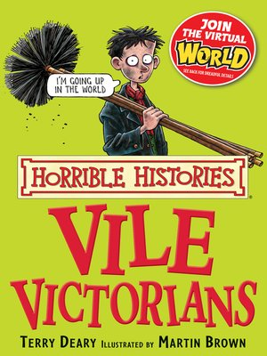 cover image of Horrible Histories: Vile Victorians