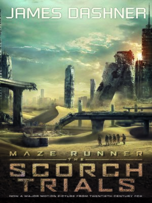 cover image of The Scorch Trials