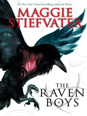cover image of The Raven Boys