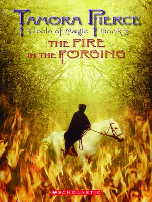 cover image of The Fire in the Forging