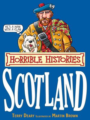 cover image of Horrible Histories: Scotland