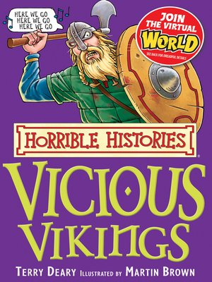 cover image of Horrible Histories: Vicious Vikings