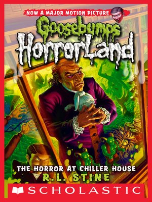 cover image of The Horror at Chiller House