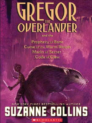 cover image of Gregor the Overlander Collection, Books 1-5