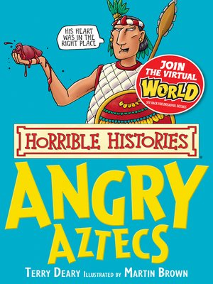 cover image of Horrible Histories: Angry Aztecs