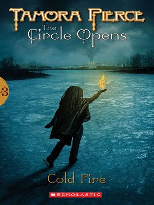 cover image of Cold Fire