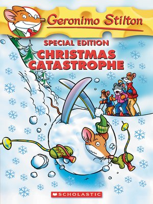 cover image of Christmas Catastrophe
