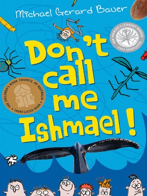 cover image of Don't Call Me Ishmael